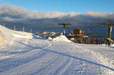 Alto Campoo abre su temporada de esquí este próximo jueves
