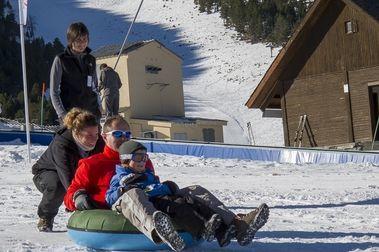 Molt més que esquí a Port Ainé i Espot Esquí