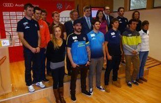 La RFEDI presenta a nuestros olímpicos en Sochi