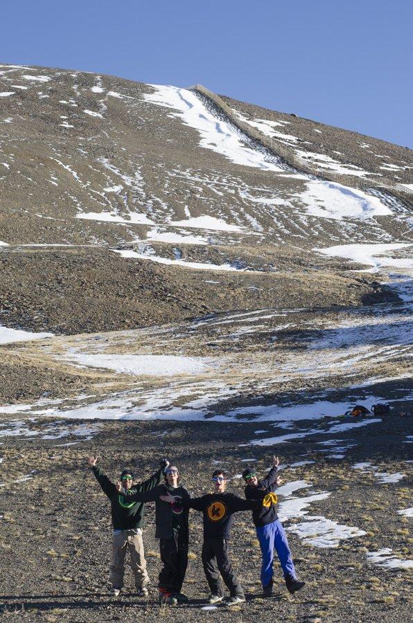 kustom skis