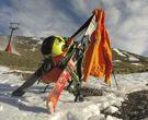 Esquiando en Marte, video-edit