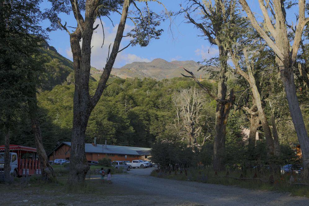 Verano en Nevados de Chillán