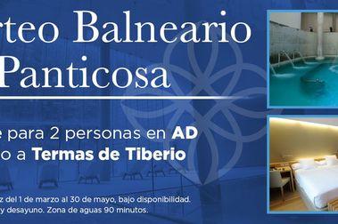 Sorteo Balneario de Panticosa