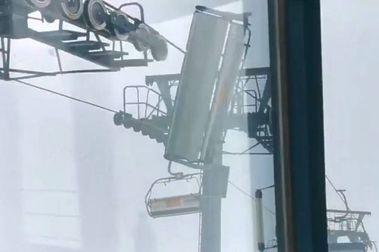 La meteorología obliga a evacuar en dos horas toda la estación de Zillertal