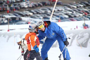 Cuenta atrás para el fin del monopolio de la enseñanza de esquí en Formigal
