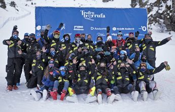 Andorra se alza como gran vencedora del Trofeu Borrufa en Ordino Arcalís
