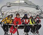 Alpe D'Huez Enero 2016