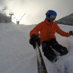 Powder en La Molina