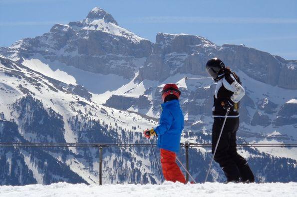 10 razones para esquiar en primavera