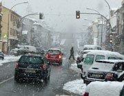 Guadarrama: nevazo a 29 de abril