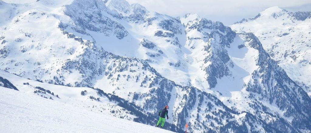 Baqueira Beret cierra una temporada de esquí atípica por varios factores