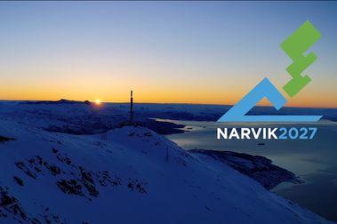 Narvik también quiere los Mundiales de esquí alpino de 2027