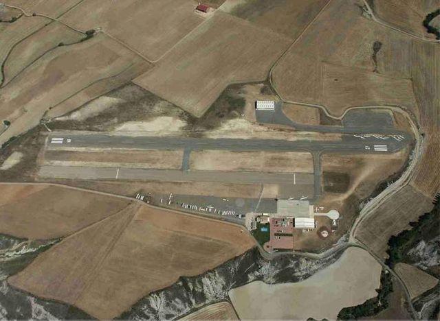 Aeródromo de Santa Cilia