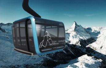Lujo y espectacularidad en el nuevo 3S de Zermatt