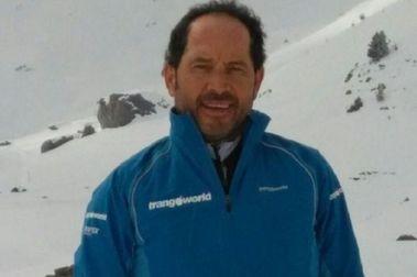 José Luis Rodrigo recibe la medalla al mérito deportivo de la RFEDI