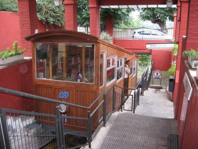 Funicular de Gelida