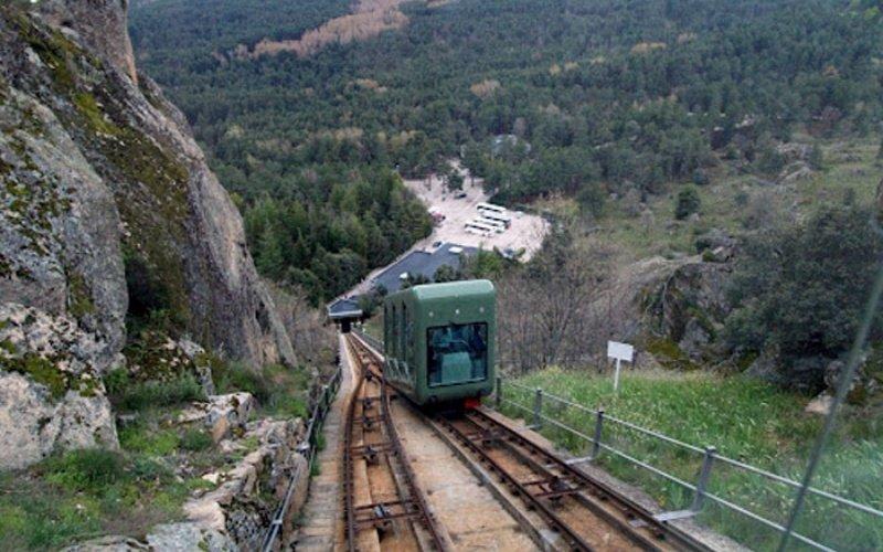 Funicular del Valle de los Caidos