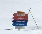 Buenas condiciones para esquiar en los glaciares europeos