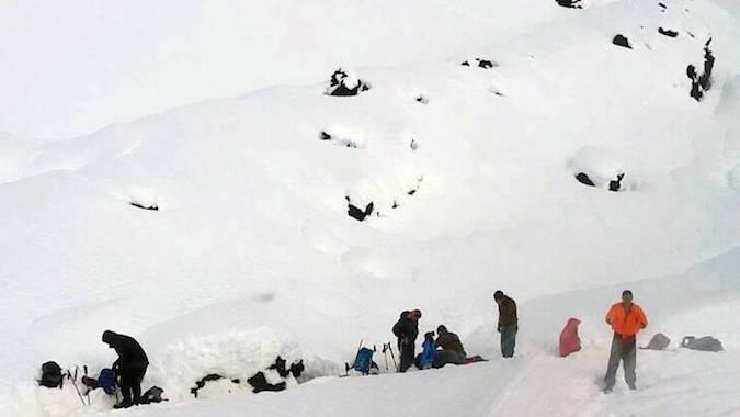 Montañista murió en cercanías de Corralco