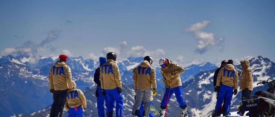 Susto en la selección italiana de esquí por tres positivos entre sus integrantes