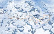 Presentado el proyecto para unir Gourette y Artouste creando 100 km de pistas de esquí
