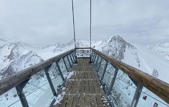 CRÓNICA VII Inicio del Ski safari en solitario (Zauchensee, Russbach, Steinplatte, St Johan in Tirol, Sölden)