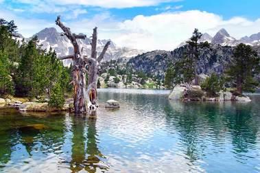 10 razones para elegir Montaña este verano.