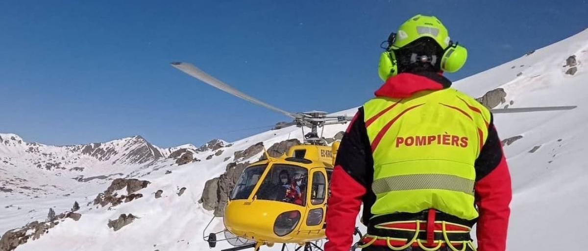 La Val d'Aran tendrá su propio helicóptero de rescate en montaña