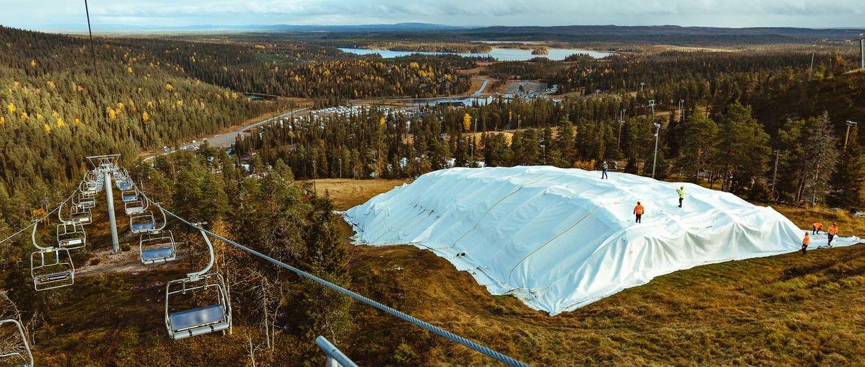Ruka pone fecha a su inicio de temporada de esquí: el 8 de octubre