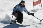 Las Leñas y el esquí adaptado: llegan delegaciones europeas