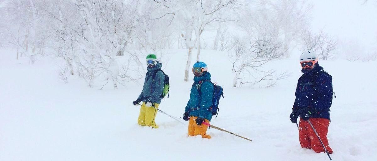 "Kiroro, o ese lugar secreto con ""DEMASIADA"" nieve!"