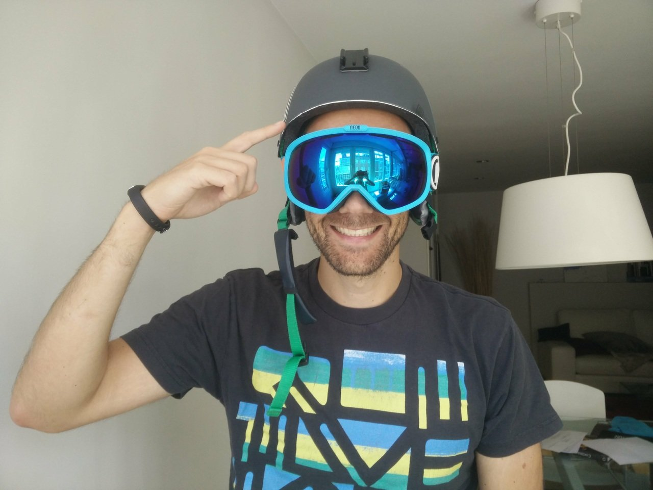 a5c27ddad3 Cómo escoger gafas de esquí? - 110% SKI - Nevasport.com