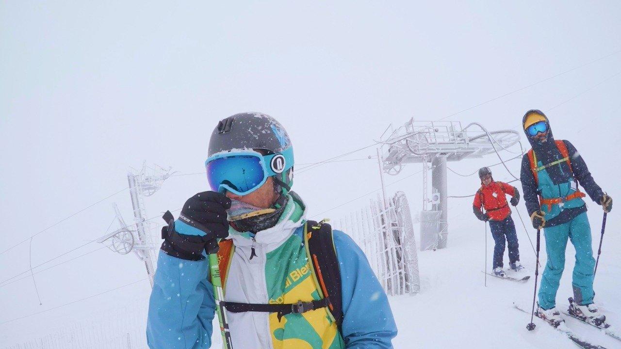 15ec625a97 Cómo escoger gafas de esquí? - 110% SKI - Nevasport.com