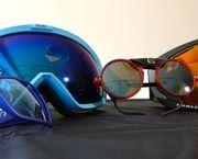 ¿Cómo escoger gafas de esquí?