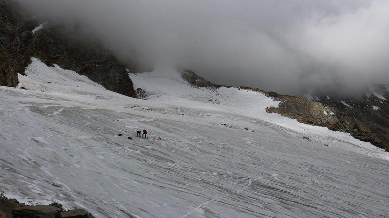 Hohlaubgletscher glaciar