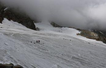 El Hohlaubgletscher devuelve el cuerpo de un alpinista desaparecido hace 30 años
