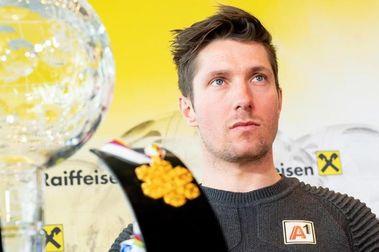 Marcel Hirscher anunciará su futuro en el esquí el próximo miércoles
