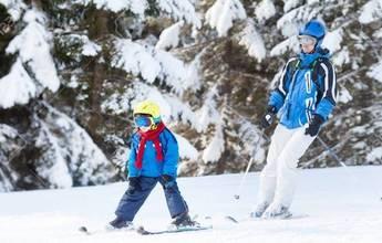 Se viene la Carrera Padre - Hijo en Nevados de Chillán