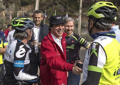 Nuevo Camino a Farellones no tendrá restricciones para bicicletas