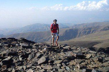Récord: Integral de Sierra Nevada en sólo 7h15'