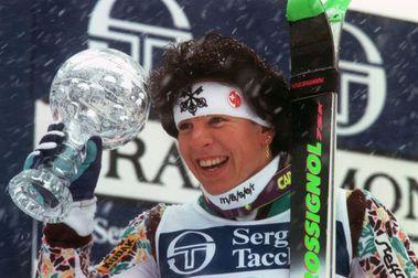 Grandes del esquí: Vreni Schneider
