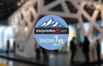 Esquiades SnowFun ya reúne a más de 25 empresas de la nieve