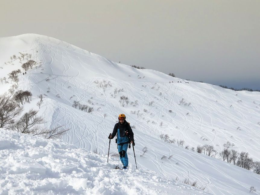Esquiando en la cara B de Japón (Myoko/Hakuba)