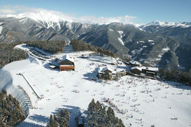 estado de las pistas de ski en andorra: