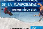I Premio Nieveplus al mejor reportaje de la temporada