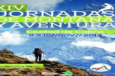"""XIV Jornadas de Montaña y Aventura """"Ciudad de Cabra"""""""