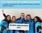 N'PY retribuirá a sus embajadores