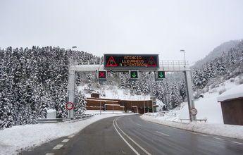 Un tercer carril para la N-230 de acceso a la Vall d'Arán