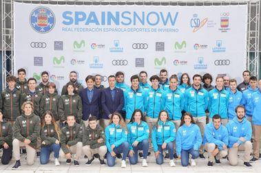 Equipos oficiales de esquí y snowboard RFEDI 2019-2020