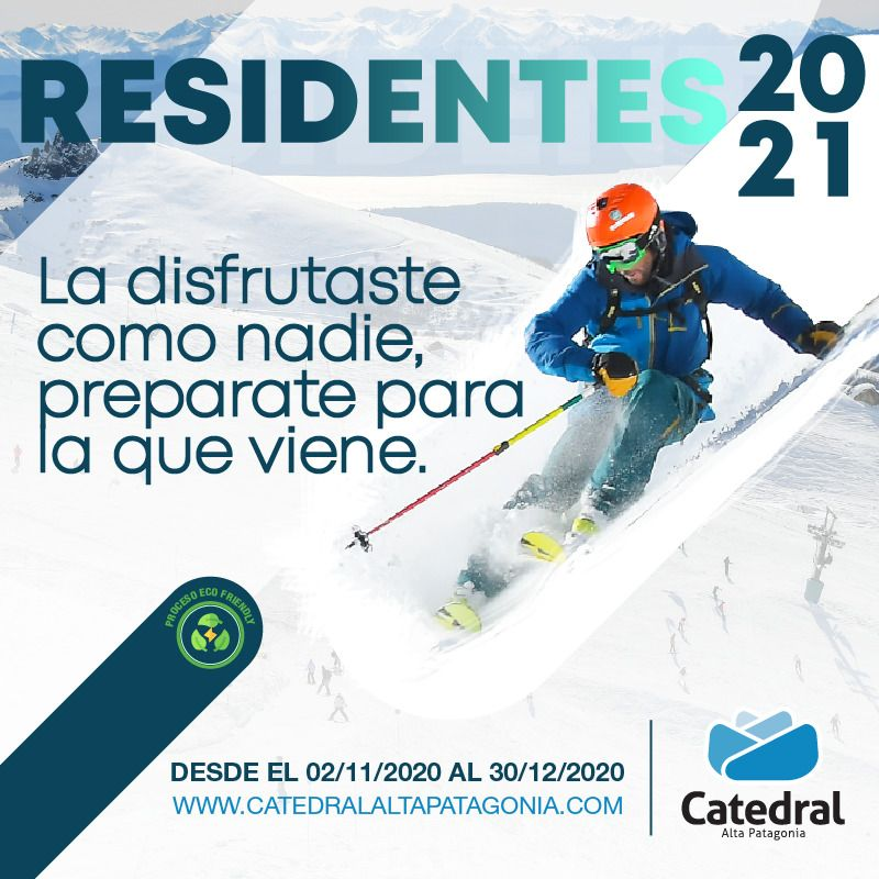 Pase residente Catedral 2021